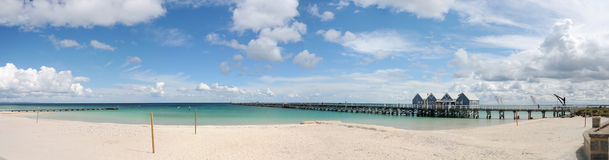 Busselton Jetty stock photography