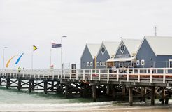 Busselton Jetty stock images