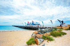 Free Busselton Jetty Royalty Free Stock Image - 32856876
