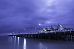 Busselton Jetty stock photo