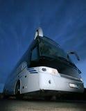 bussen details passagerare Royaltyfria Foton