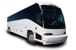 bussen turnerar Royaltyfria Bilder