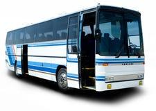 bussen turnerar Arkivfoton