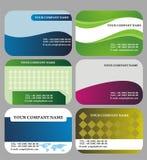 Bussines card Stock Photos