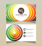 Bussines card Stock Images