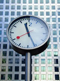 Bussines clock Royalty Free Stock Photography