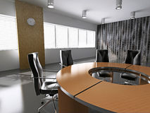 Bussines interior stock photography