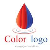 Bussines Logo. Media concept logo symbol illustration Stock Image