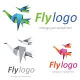 Bussines logo royaltyfri illustrationer