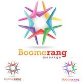 Bussines Logo Fotografia Stock