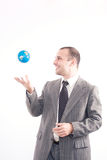 Bussiness man Stock Photography