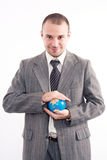 Bussiness man Royalty Free Stock Photography