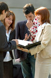 Bussiness Meeting Stock Images