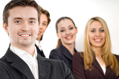 Bussiness people Royalty Free Stock Photos