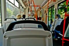 busslopp Royaltyfri Foto