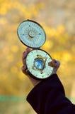 Bussola fotografia stock libera da diritti