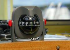 Bussola di navigazione Immagine Stock