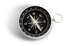 Bussola magnetica Fotografie Stock
