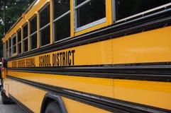 bussskola Royaltyfria Foton