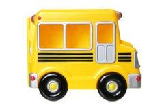 bussskolatoy Arkivbild