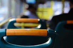 bussstol Arkivfoton
