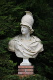 Bust Alexander the Great Stock Photo