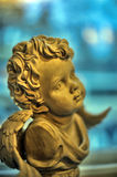 Bust of an angel figure Royalty Free Stock Images