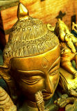 Bust of Buddha Royalty Free Stock Photography