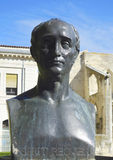 Bust of Esprit Requien in Avignon Royalty Free Stock Image