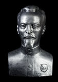 Bust of Felix Dzerzhinsky Royalty Free Stock Image