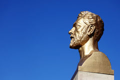 Bust of  Gustave Eiffel Royalty Free Stock Image