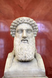 Bust of Hermes Royalty Free Stock Images