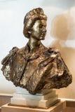 Bust of HM Queen Elizabeth II Stock Photo