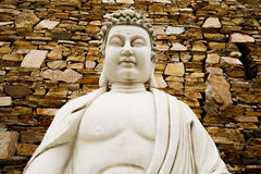 Bust of Kwan-yin,Chinese religious idol Stock Photos