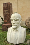 bust of Lenin Royalty Free Stock Image