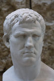 Bust of Marcus Vipsanius Agrippa Stock Photography
