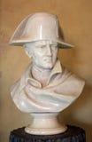 Bust of Napoleon Bonaparte Royalty Free Stock Photos