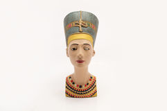 Bust of Nefertiti Stock Photos