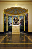 Bust of President George Washington Royalty Free Stock Image