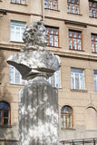 A Bust Of Pushkin A. S. Volgograd, Russia Stock Photography