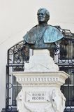 Bust of Romer Floris Vienna Royalty Free Stock Images