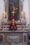 Bust of San Gennaro Stock Photos