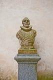 Bust of Spanish king Philip III in Alcazar castle, Segovia Stock Image