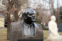 Bust of Vladimir Lenin Royalty Free Stock Photos