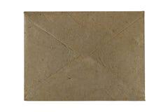 Busta del documento del gelso del Brown Fotografia Stock