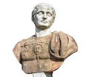 Buste antique à Potsdam Sanssouci Image stock