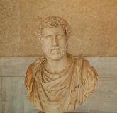 Buste d'Antoninus Pius Photo libre de droits