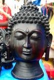 Buste de Bouddha photos stock