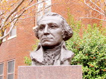 Buste 2011 de Washington George Washington Images stock