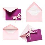 Buste rosa-chiaro Immagini Stock